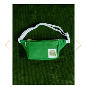 Big Bud Press Green Fanny Pack
